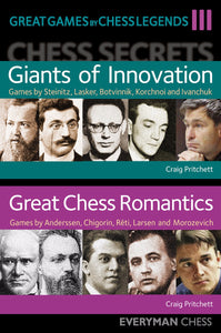 Great Games by Chess Legends, Volume 3