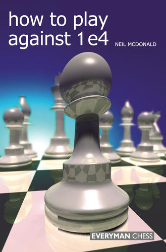 How to play against 1 e4 book cover
