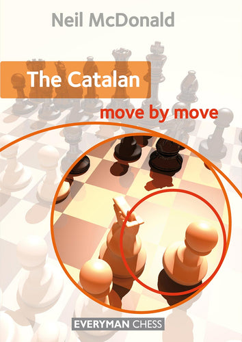 The Catalan Move by Move front cover