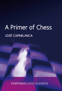 A Primer of Chess front cover