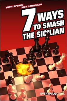 Seven Ways to Smash the Sicilian - cbv+pgn
