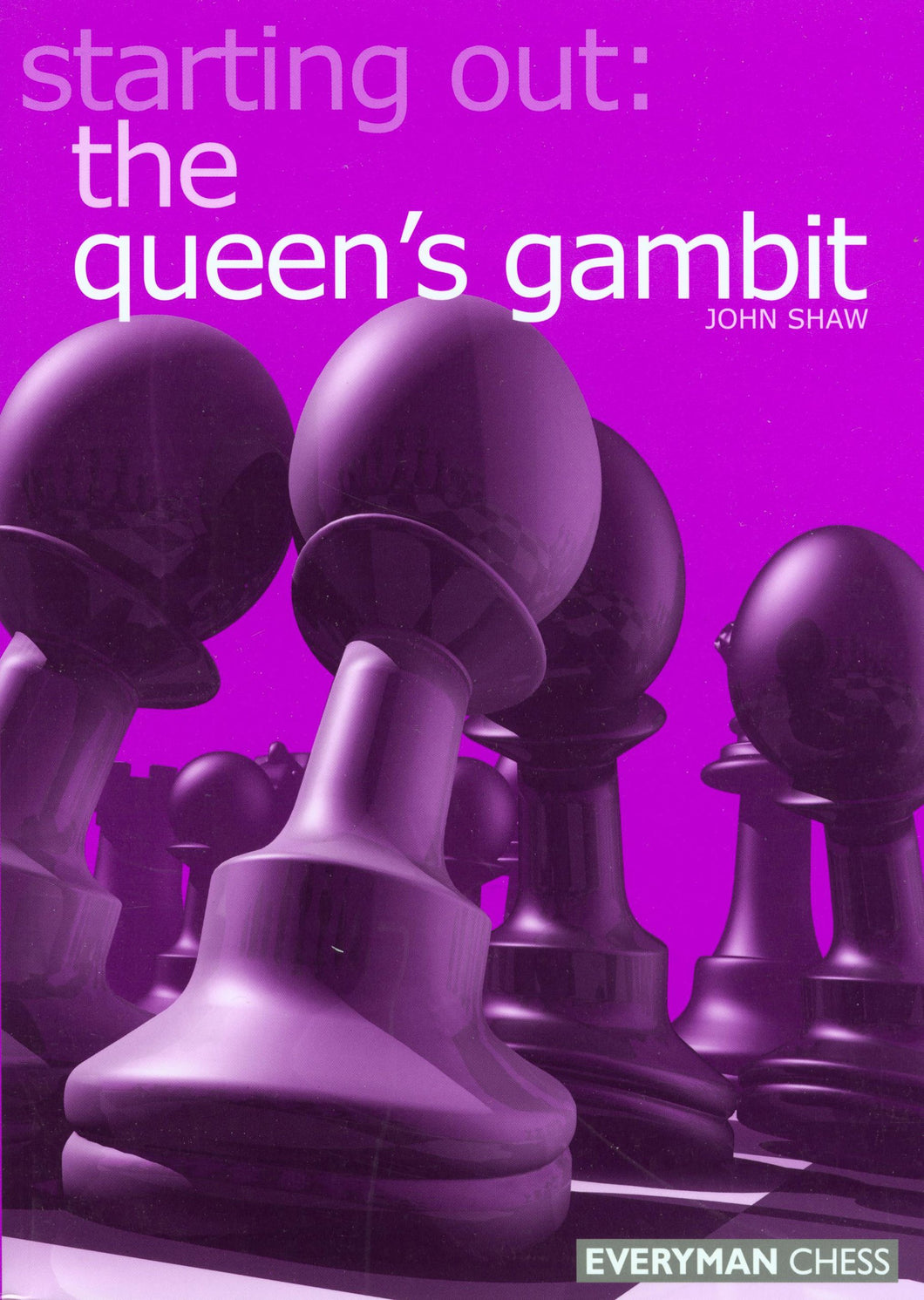 Starting Out: The Queen's Gambit front cover
