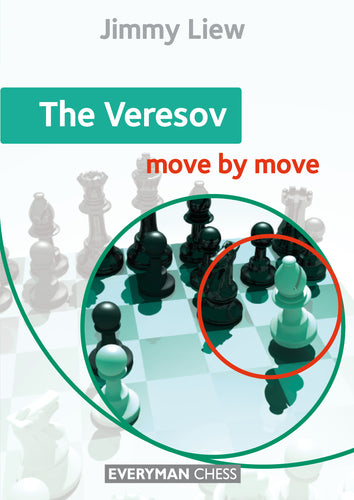 The Veresov: Move by Move book cover