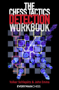 The Chess Tactics Detection Workbook front cover