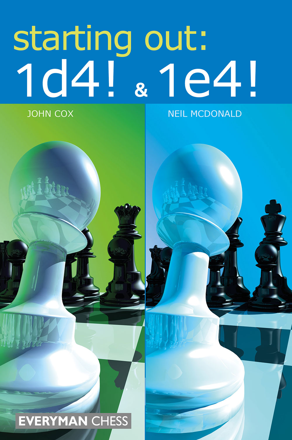 Starting Out 1d4 & 1e4 front cover