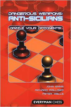 Dangerous Weapons: Anti-Sicilians - front cover