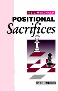 Positional Sacrifices front cover