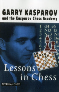 Lessons in chess front cover