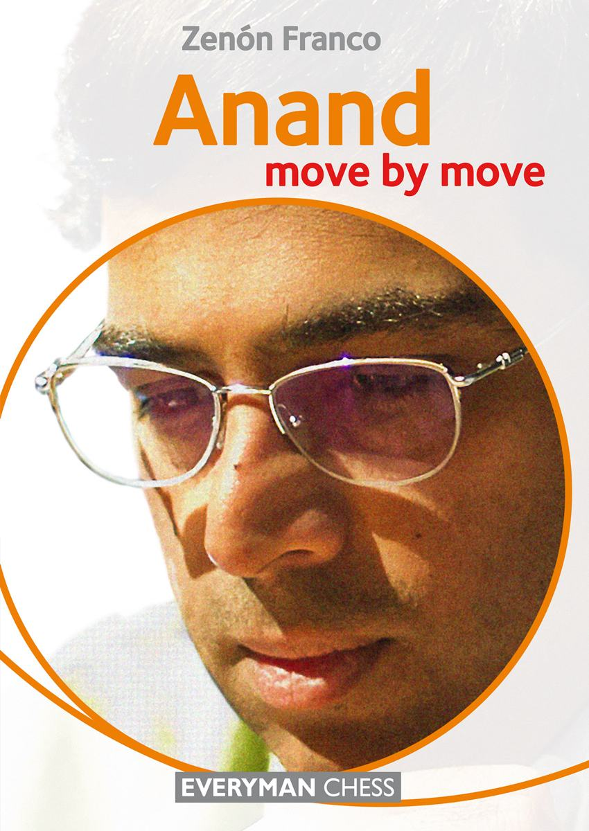Anand: Move by Move - front cover