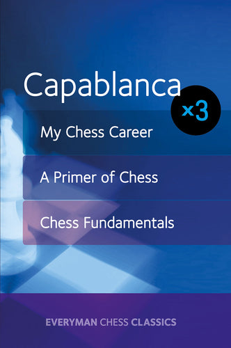 Capablanca front cover
