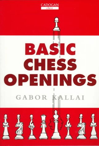 Basic Chess Openings front cover