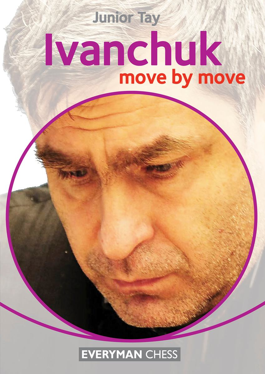 Ivanchuk: Move by Move - front cover