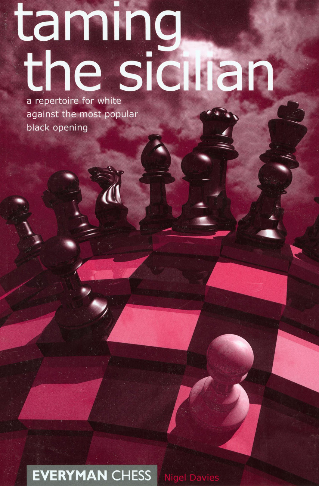 Taming the Sicilian front cover