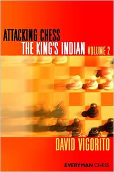 Attacking Chess: The King's Indian, Volume 2 - front cover