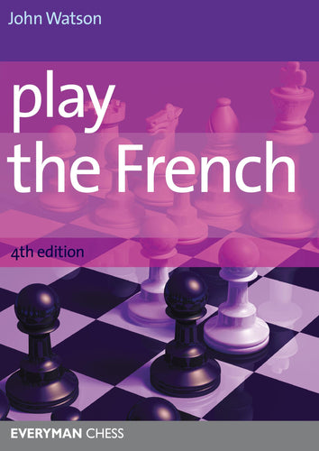 Play the French, 4th edition front cover
