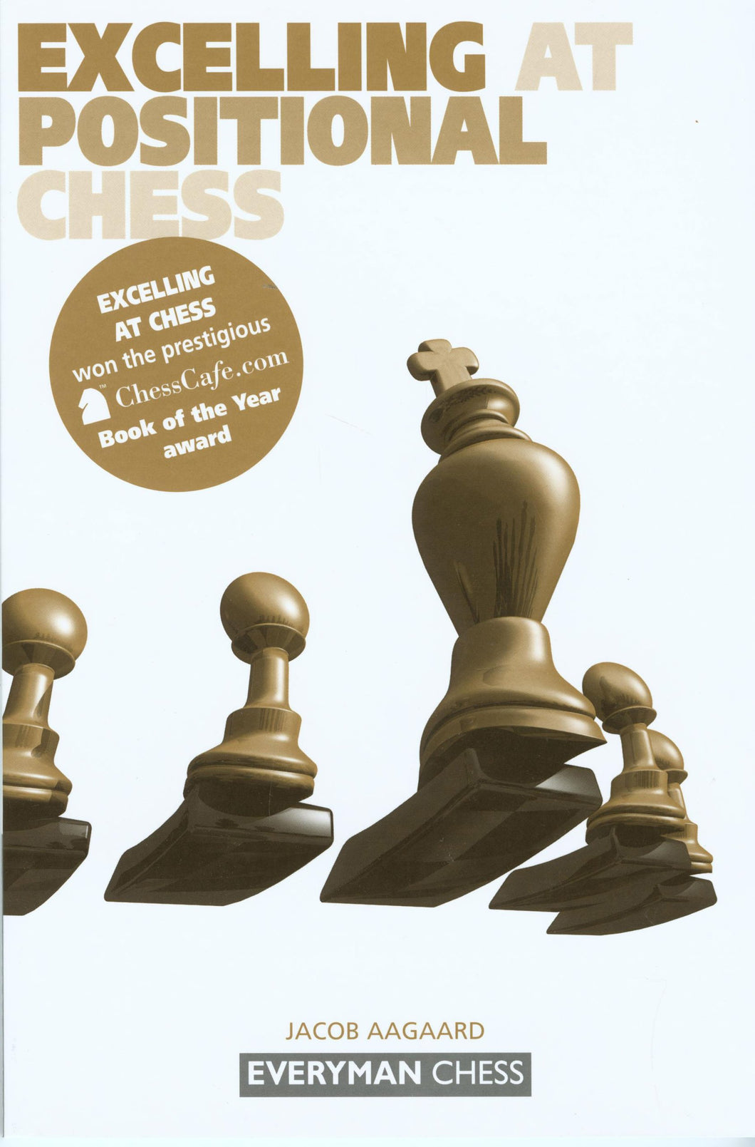 Excelling at Positional Chess front cover