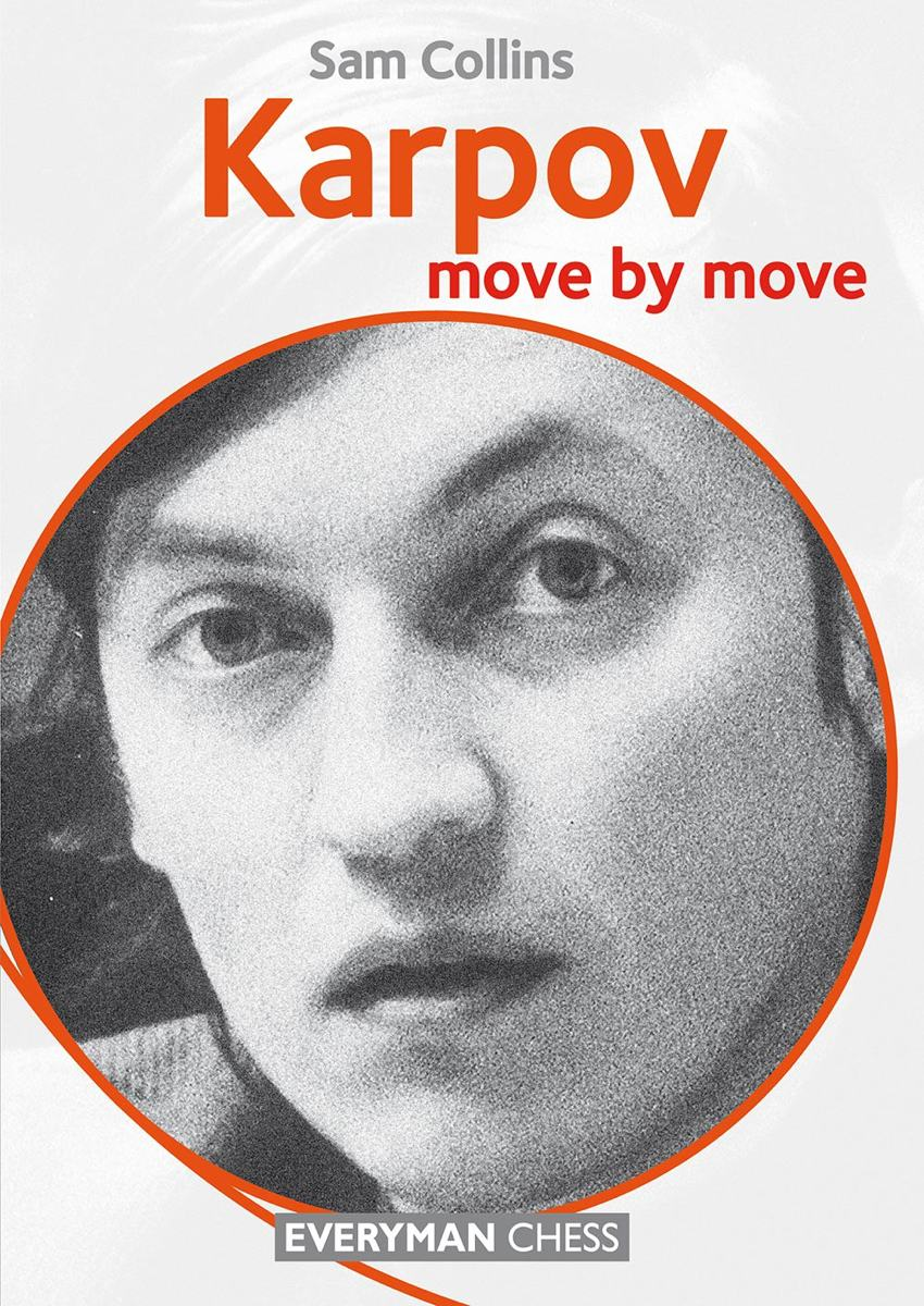 Karpov: Move by Move book cover