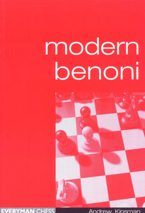 Modern Benoni front cover