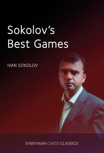 Ivan Sokolov's Best Games front cover