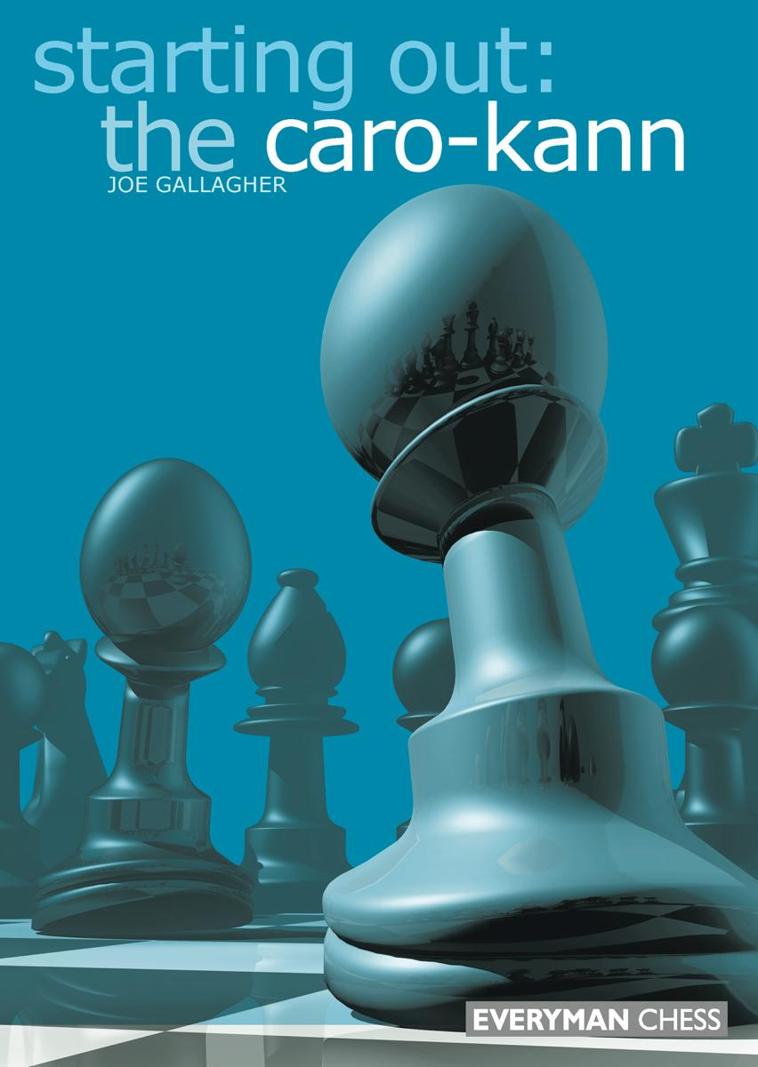 Starting Out: the Caro-Kann front cover