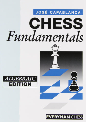 Chess Fundamentals front cover