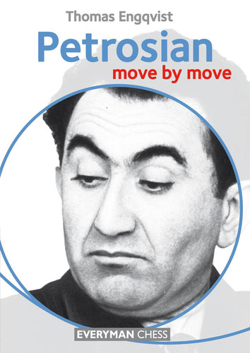 Petrosian: Move by Move front cover