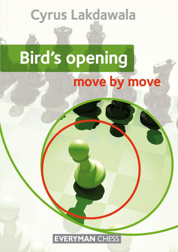 Bird's Opening: Move by move book cover