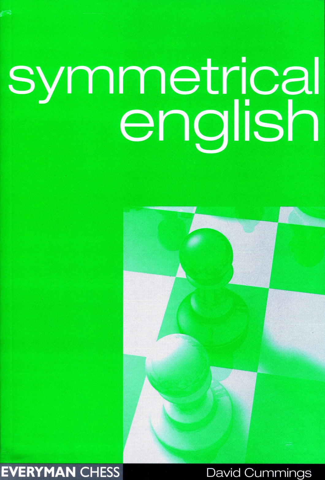 Symmetrical English front cover