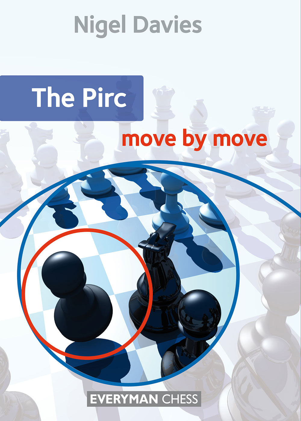 The Pirc: Move by Move front cover