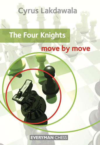 The Four Knights: Move by Move front cover