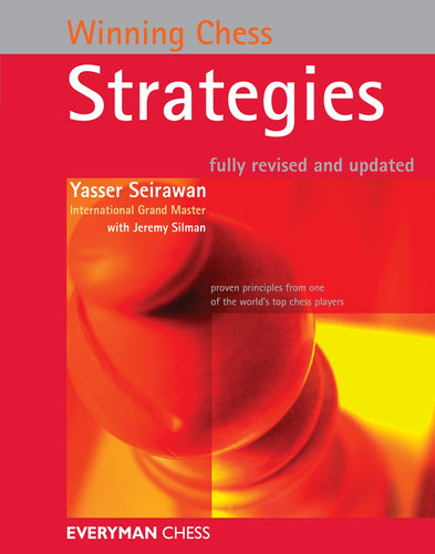 Winning Chess Strategies, revised edtion - front cover