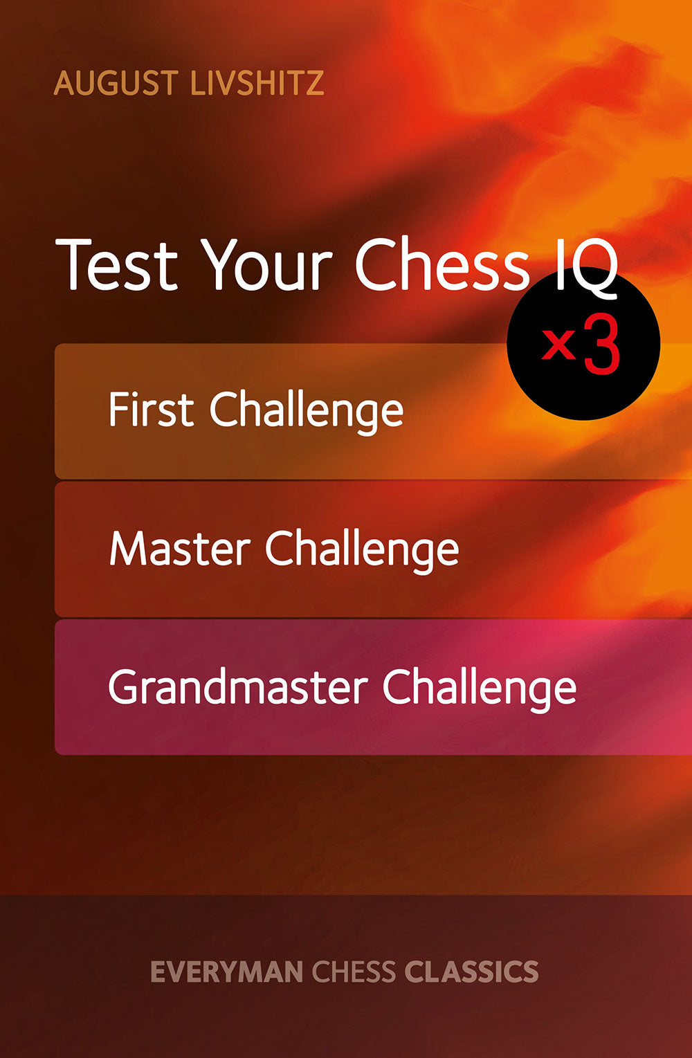 Test Your Chess front cover