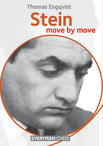 Stein: Move by Move front cover