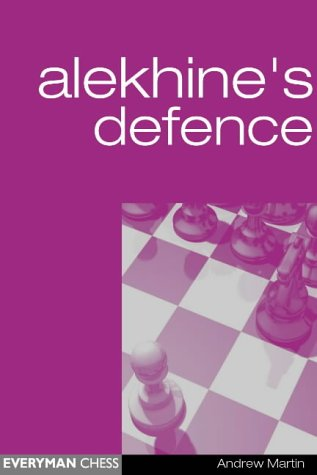Alekhine's Defence front cover