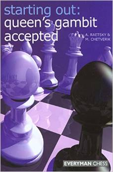 Starting Out: Queen's Gambit Accepted