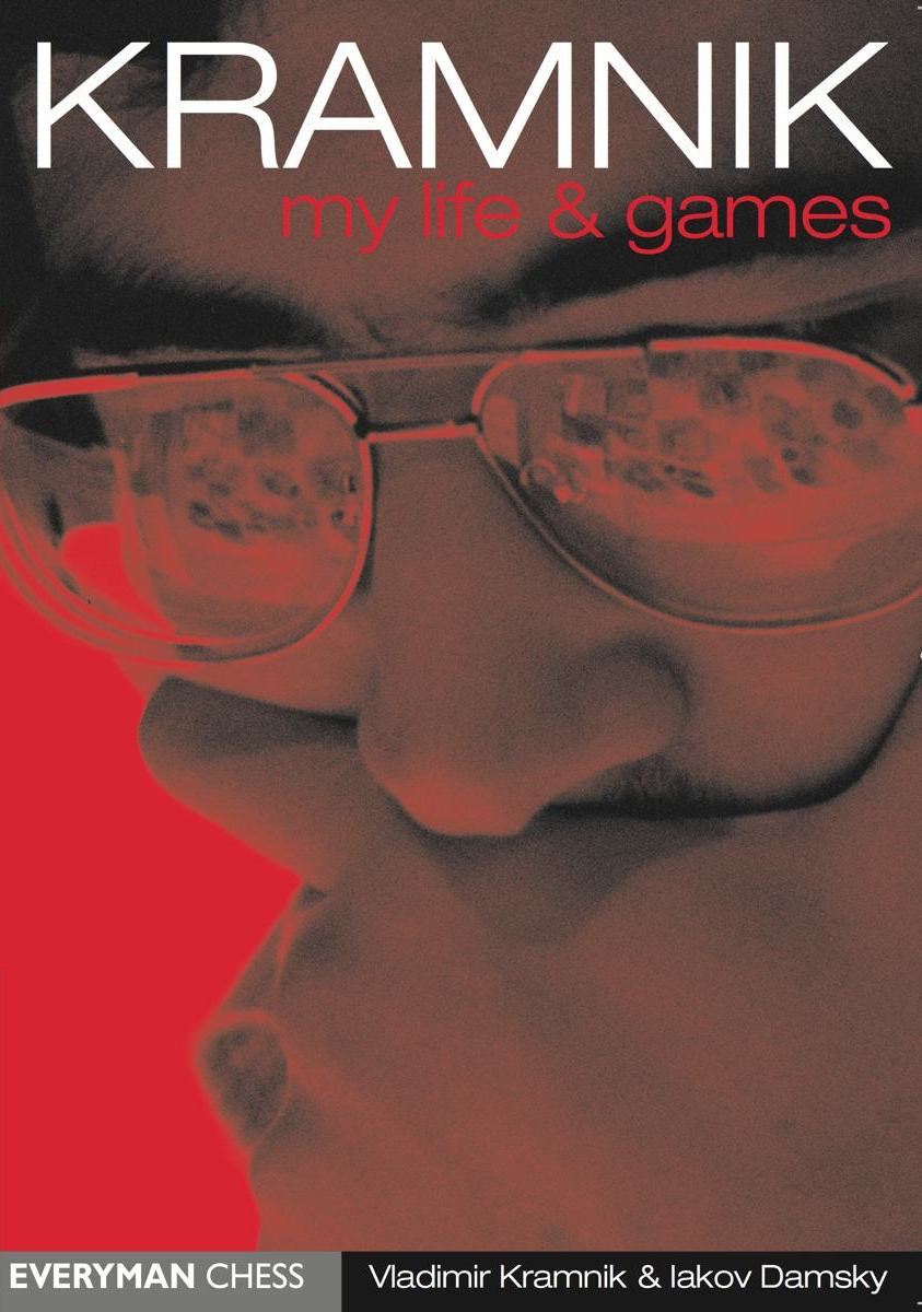 Kramnik: My Life and Games front cover