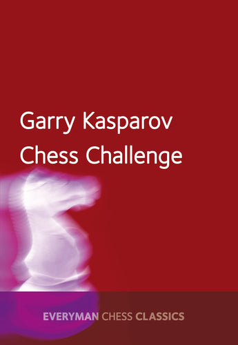 Garry Kasparov's Chess Challenge front cover