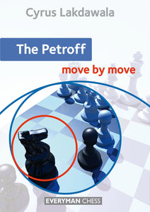 The Petroff Move by Move front cover