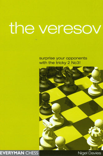 The Veresov front cover