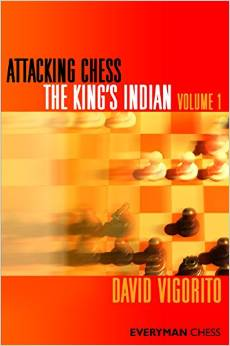 Attacking Chess: The King's Indian, Volume 1 - front cover