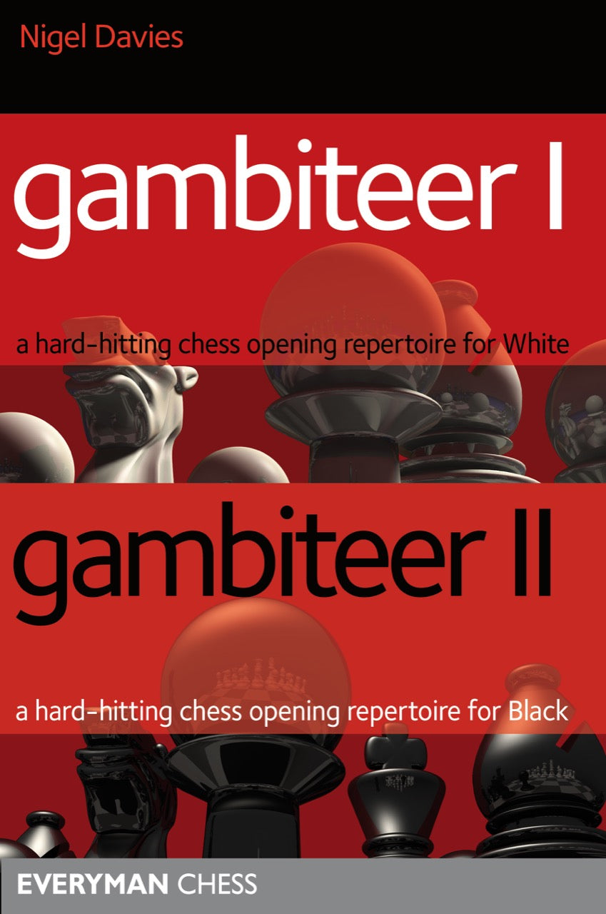 Gambiteer Series front cover