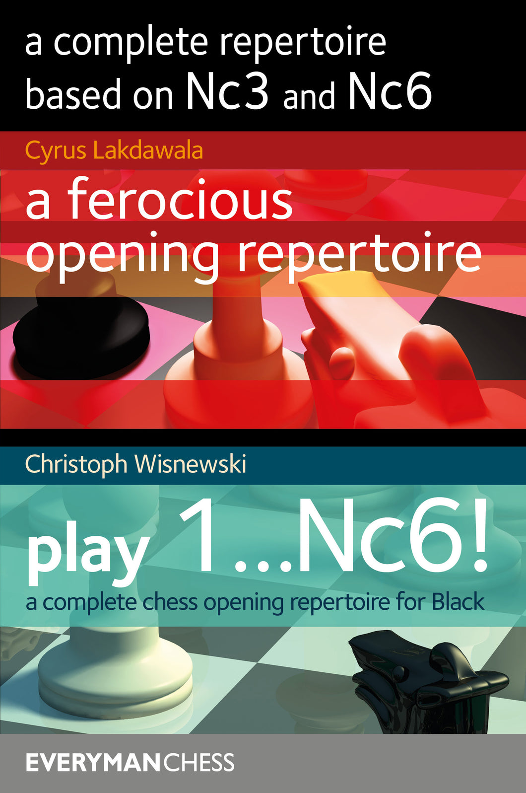 A complete repertoire based on Nc3 and Nc6