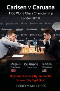 Carlsen v Caruana: FIDE World Chess Championship London 2018