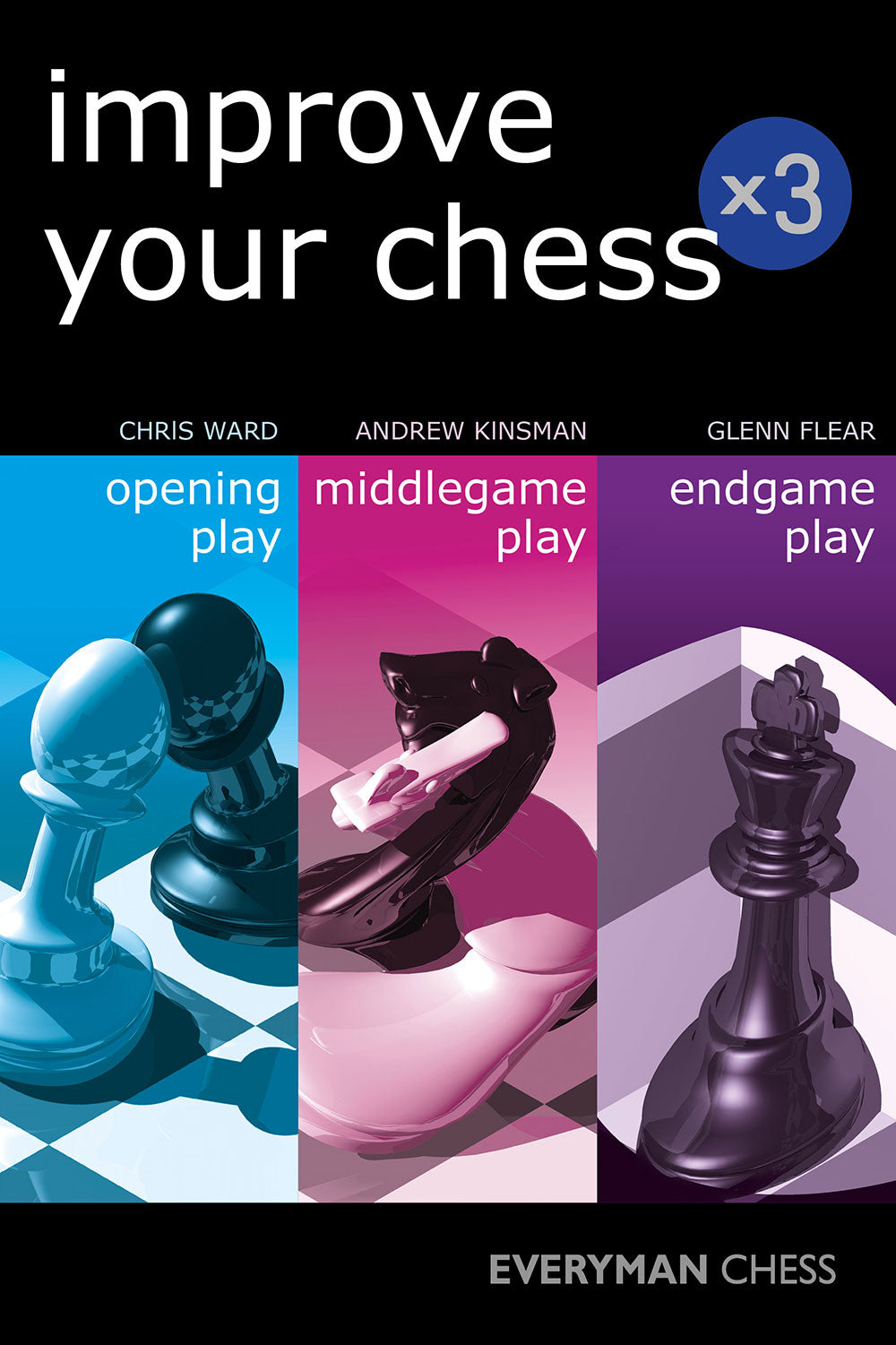 Improve Your Chess front cover