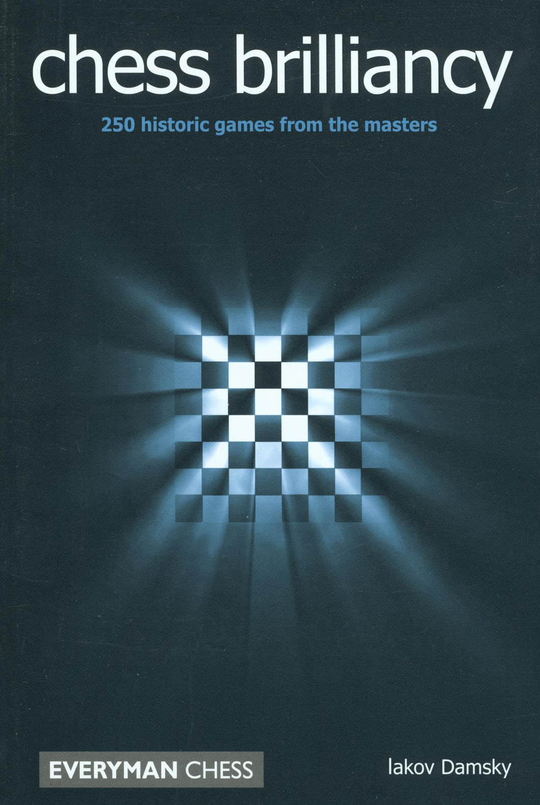 Chess Brilliancy front cover