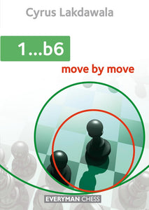 1...b6: Move by Move book cover