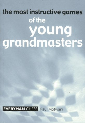 Most Instructive Games of the Young Grandmasters front cover