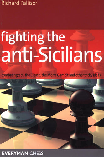 Fighting the Anti-Sicilians book cover