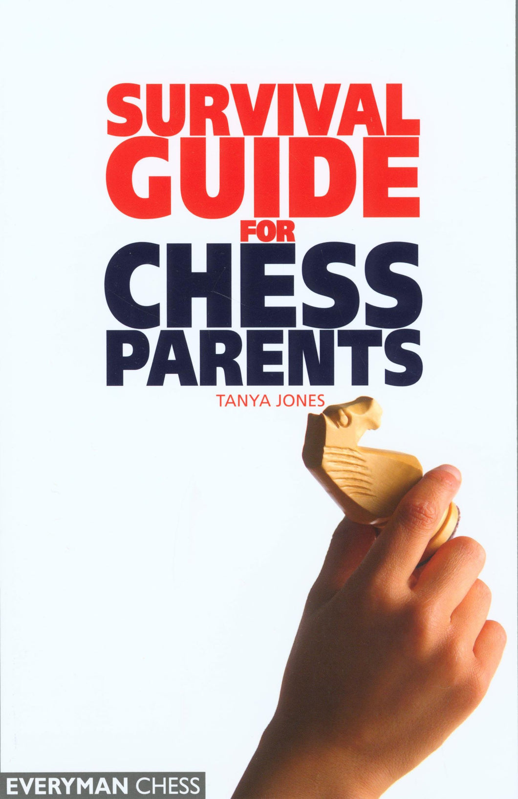Survival Guide for Chess Parents  front cover