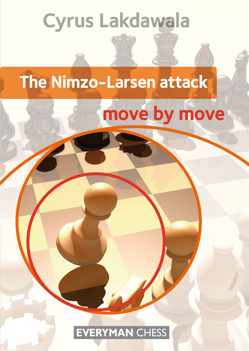 The Nimzo-Larsen Attack: Move by Move book cover